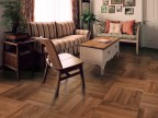2-layer parquet walnut